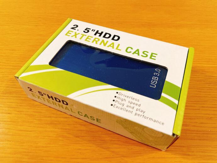 超薄型ポータブルHDD